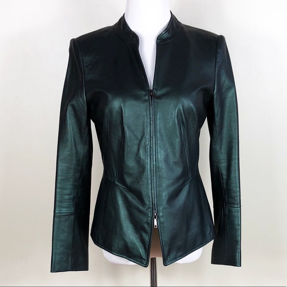 f5f851c8ffdd Lafayette 148 New York Jackets & Blazers - SALE🔥LAFAYETTE 148 100% LEATHER  JACKET